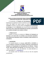 Edital 3 2014 Mestrado Geologia