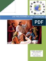 Las Religiones y Las Creencias No Catolicas