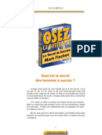 (Ebook) Osez La Difference- La Clé Du Succés