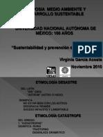 Desastres Mexico