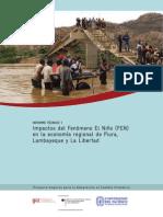 Impacto Fenómeno Del Niños_Región Piura y