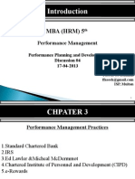 Performance Management Session 4