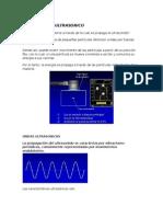 Principios de Ultrasonico