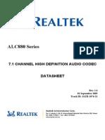 emplacement 65535 bus interne high definition audio