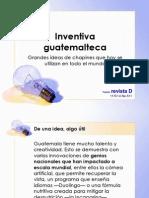 Inventiva guatemalteca