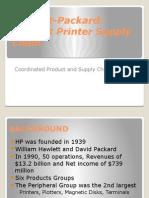 Hewlett Packard Case