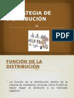 Estrategia de Distribuicion