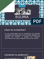 Bulimia trastorno.