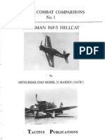 F6F 5 vs J2M3