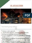 Taj Hotel Group culture case analysis