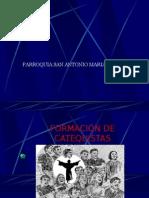 Tema Que Es Ser Catequista