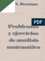 Berman Gn - Problemas y Ejercicios de Analisis m