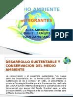 Presentación Medio Ambiente