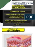 Hemangioma Capilar ( Expo - Patología )