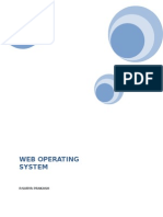 Web Operating System