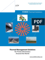 Power Thermal Solutions Brochure