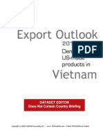 Export Outlook Vietnam