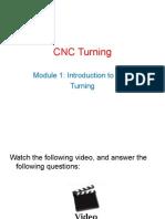 Cnc Turing m1 Presentation