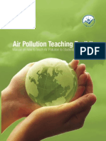Air Pollution Teaching Toolkit