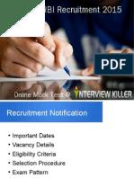 RBI Recruitment 2015 - Interviewkiller