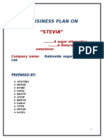 Stevia Project