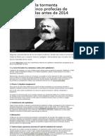 Del iPhone a La Tormenta Económica Cinco Profecías de Marx Cumplidas Antes de 2014 – RT