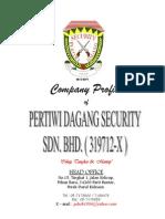 CP Pertiwi Dagang Security Sdn Bhd