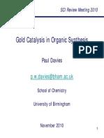 Paul Davies Presentation Online