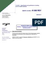 ISO_TR 15608 rev 2004