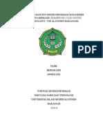 Sistem Informasi Manajemen Beasiswa Berbasis Fm2