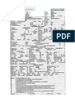 710-EM-105A1 Data Sheet & Bill of Material Drawing