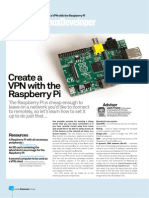 Create a VPN with the Raspberry Pi