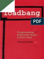 Load Bang - Puredata