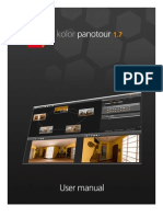 Panotour 1.7 User Manual