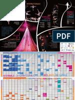 Le programme complet de la Biennale