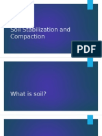 Soil Stabilization and Compaction