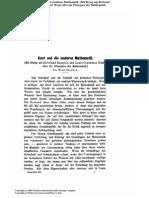 Cassirer - Kant Und Die Moderne Mathematik