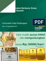Presentasi Gold Based Product_Master