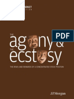 Morgan Stanley - The Agony and the Ecstasy