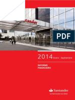Santander 3T 2014