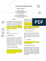 Format Paper