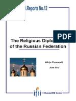 Alicja Curanović - The Religious Diplomacy of the Russian Federation