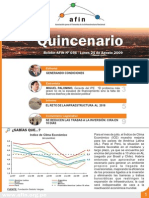 AFIN Infraestructura Perú 2009