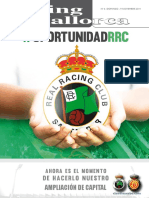 Racing Mallorca 14/15