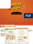 Wright RIght Teachers Guide