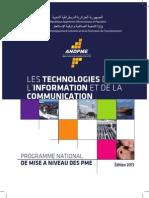 Les technologies d'information et de communication