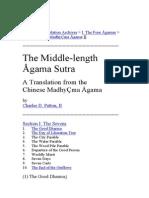 Chinese Agamas