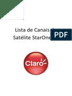 Lista de Canais do Satélite StarOne C2 18072013.pdf