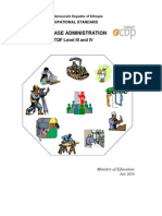 EOS Database Administration