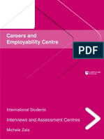 Interview and Assessment Centres